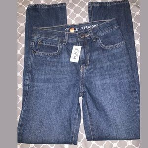 Children's Place size 12 straight jeans